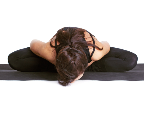 Badhakonasana joga
