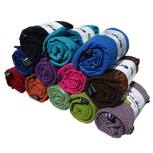 joga online maty ręcznikowe