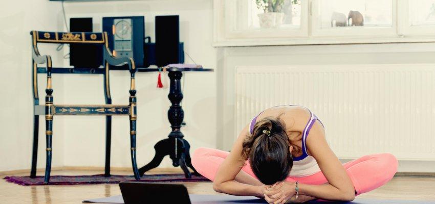 rodzaje jogi joga na otwarcie bioder