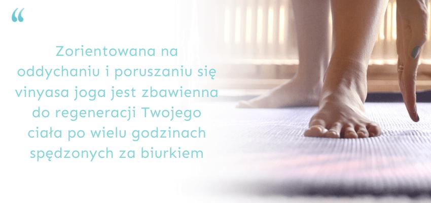 joga vinyasa