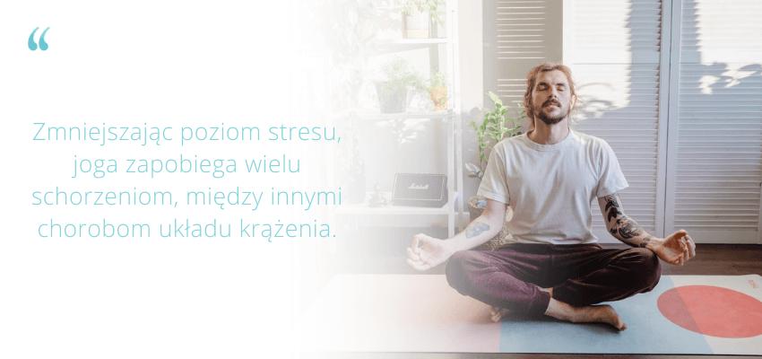joga dla mężczyzn
