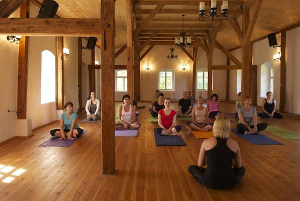 joga dla zaawansowanych