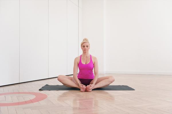 joga na zmęczone