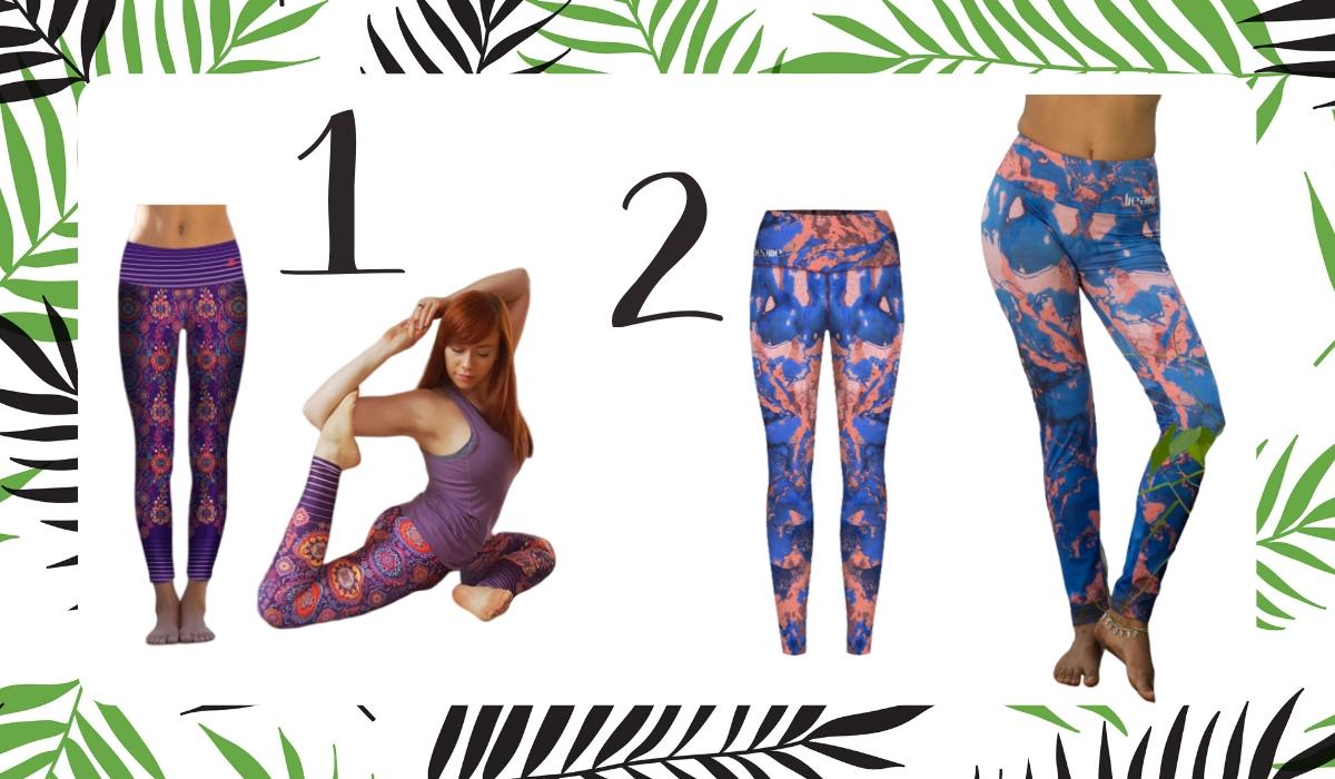 spodnie do jogi