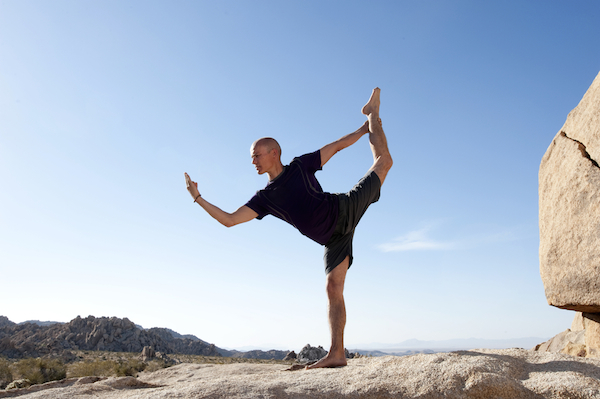joga dla mezczyzn