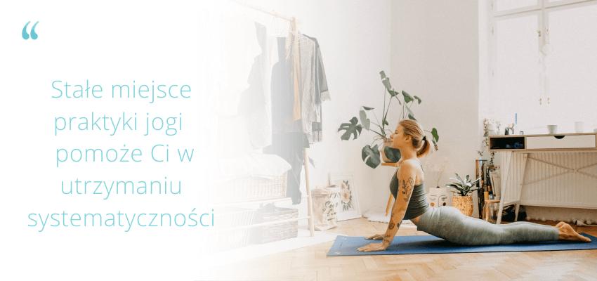 jak rozpocząć praktykę jogi wdomu