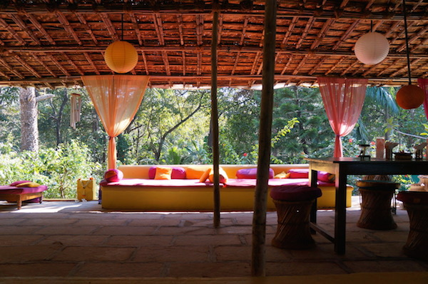 yoga retreat indie