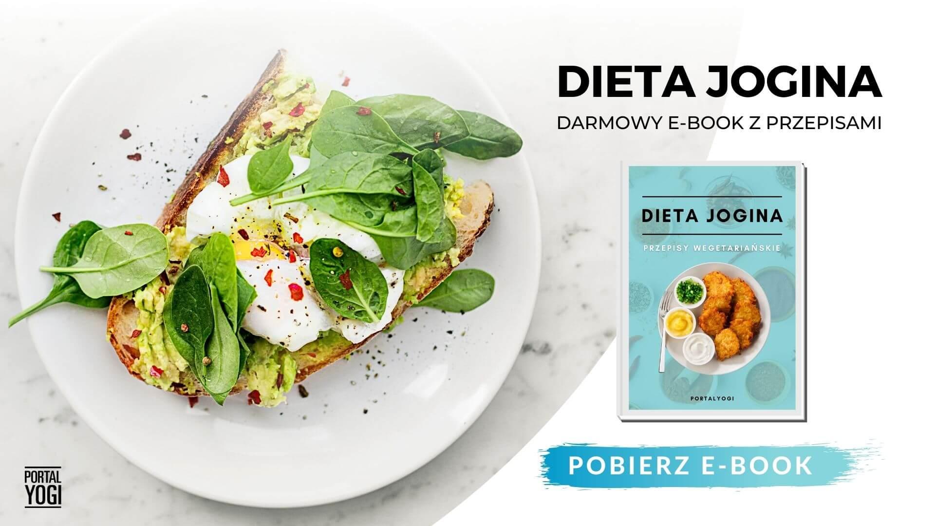 pobierz e-book dieta jogina wegetariańskie przepisy