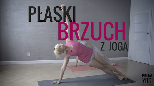 joga na plaski brzuch