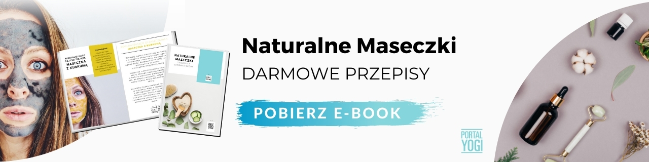 pobierz e-book zprzepisami na naturalne maseczki