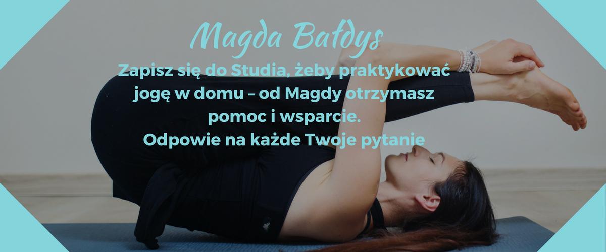 Praktykuj jogę wdomu