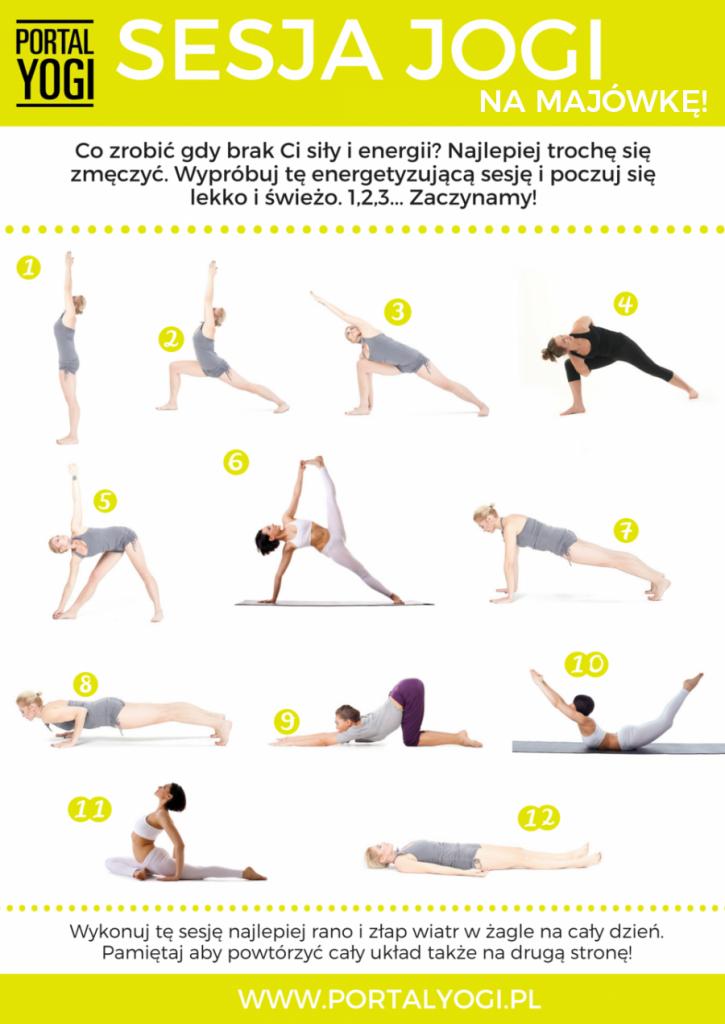 joga na majówke