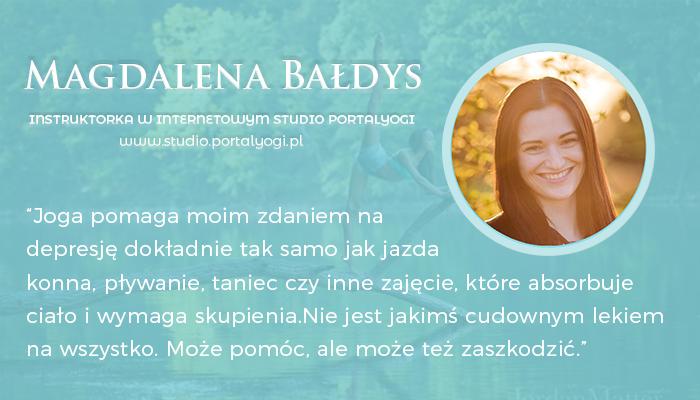 magdalena bałdys