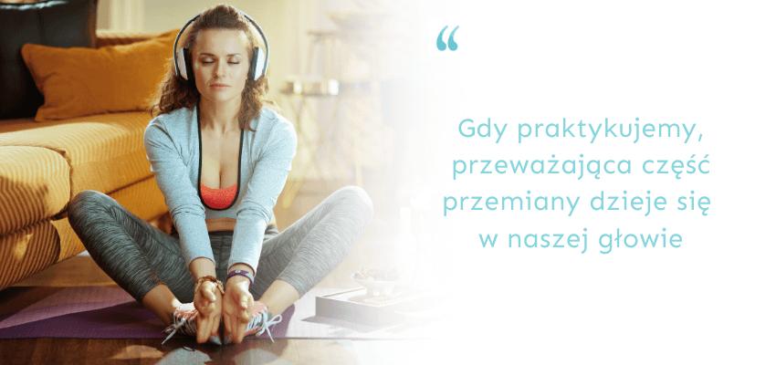 joga zmienia