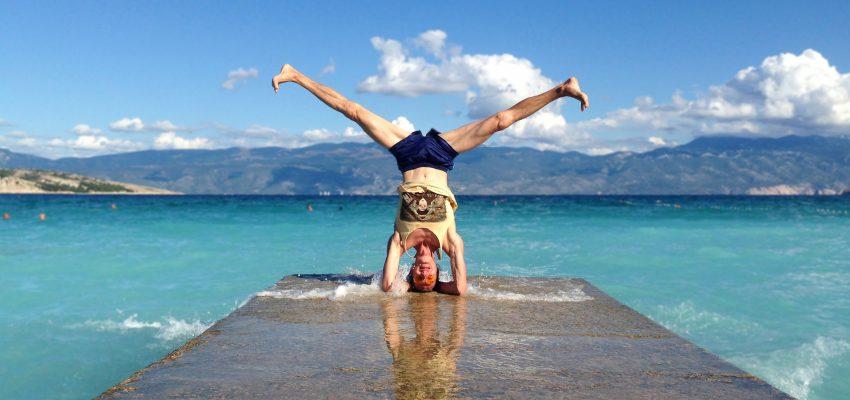 joga na wakacje