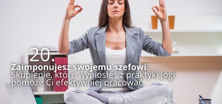 praktyka jogi