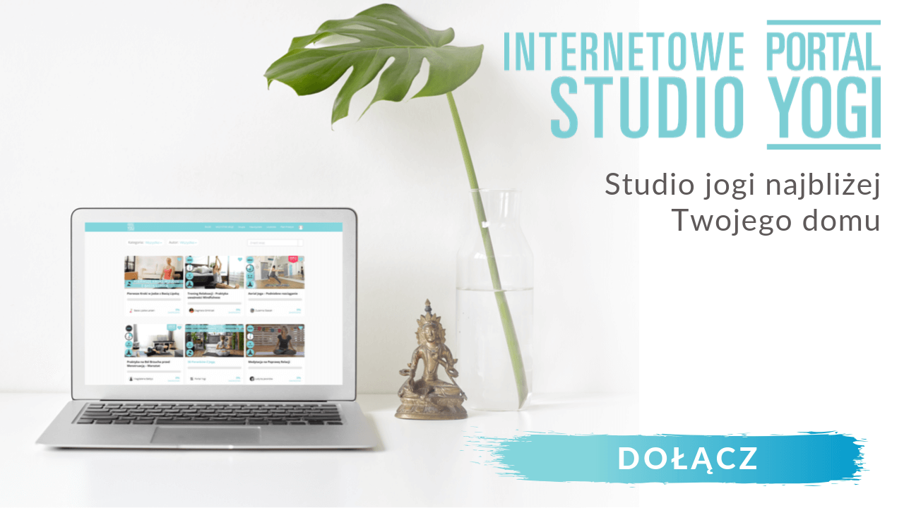 banner mini blog Internetowe Studio PortalYogi