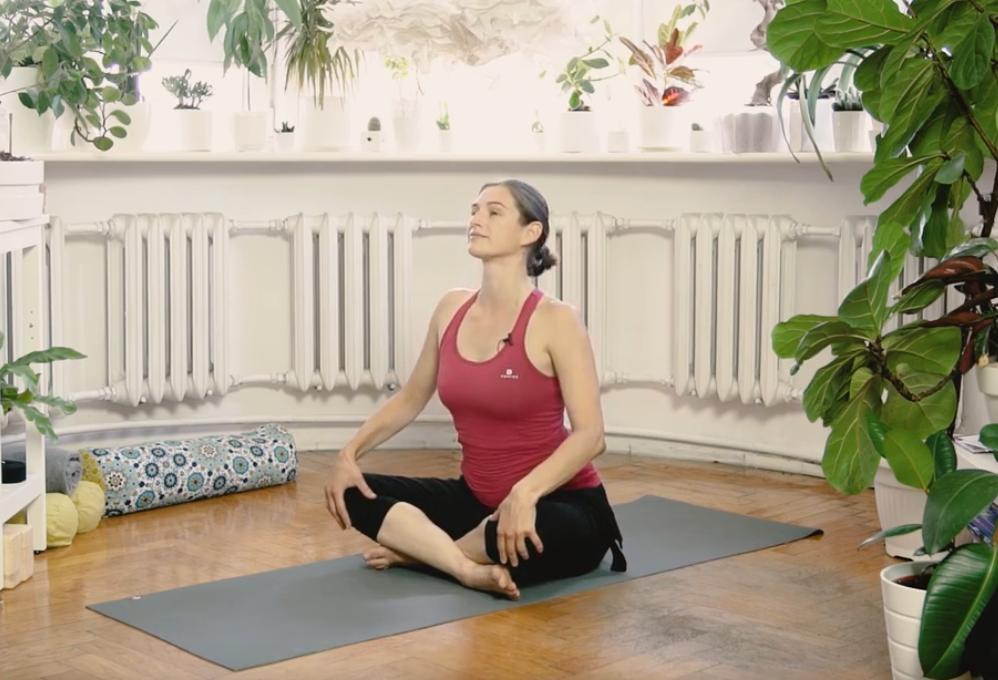 joga po ciąży
