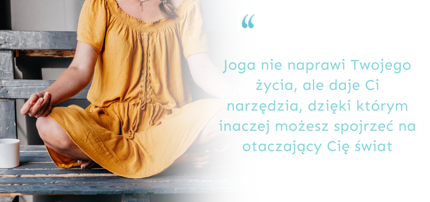 joga podróż