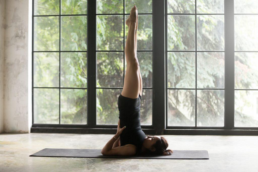 joga na odporność