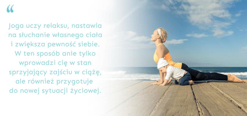 joga na płodność