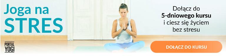 joga na stres portalyogi