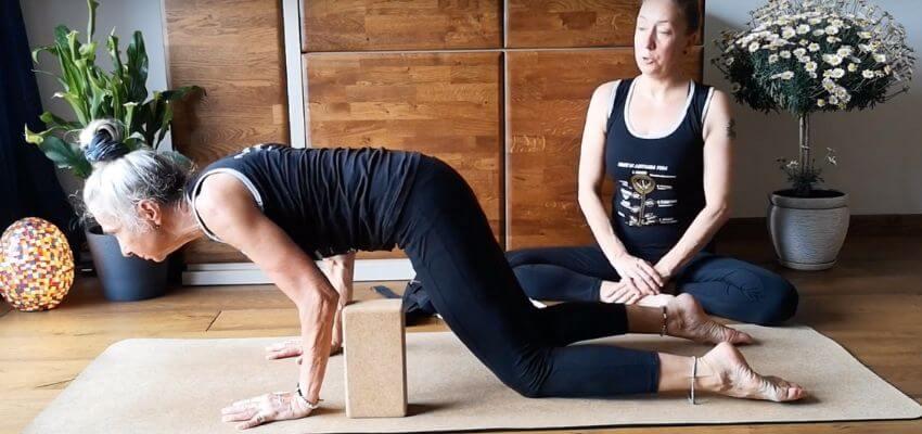 jak zachęcić faceta do jogi