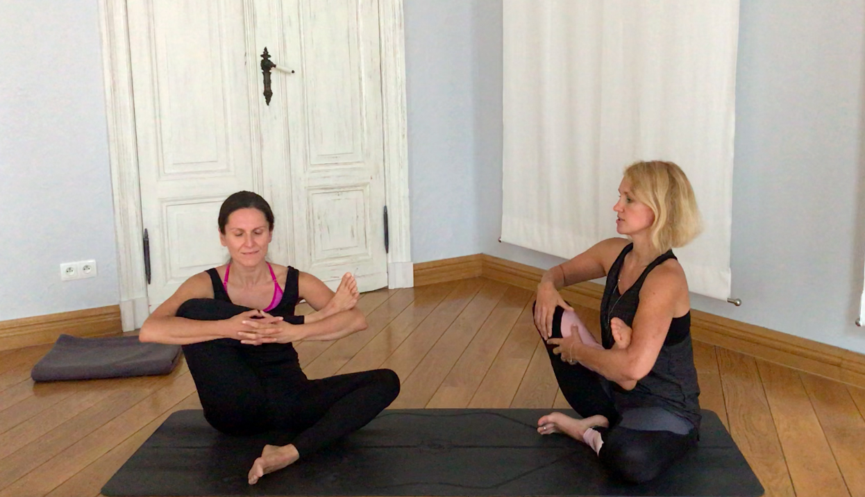 joga biodra otwieranie