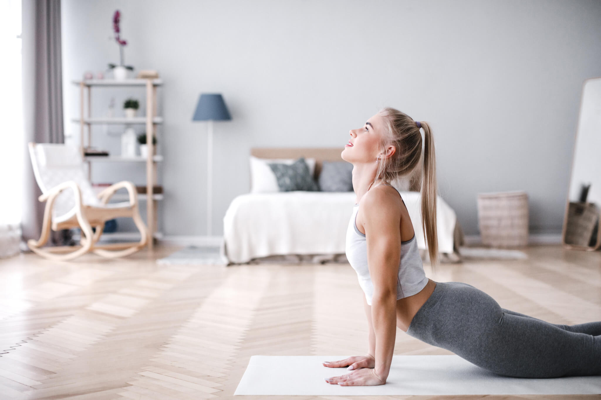 praktyka joga wdomu
