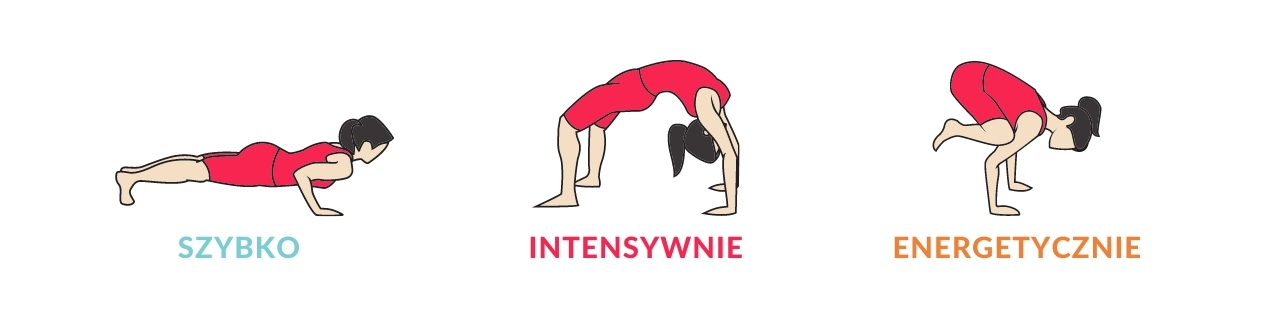elementy power joga