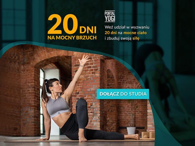 Wyzwanie: 20 dni na mocne ciało